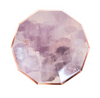 Amethyst Watercolor Large Paper Plates