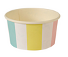 Toot Sweet Stripe Ice Cream/Candy Cup