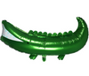 Crocodile Mylar Balloon