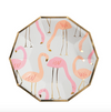 Small Flamingo Plate