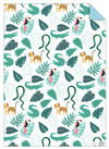 Jungle Gift Wrap - 3 Sheets