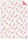 Flamingo Gift Wrap - 3 Sheets
