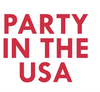 Party In the USA Banner