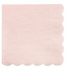 Pale Pink Small Napkins