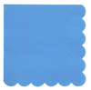 Bright Blue Small Napkin