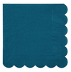 Dark Teal Large Napkins