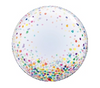 Confetti Dots Bubble Balloon