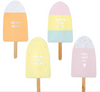 Lollipop Notecards