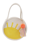 Sun Woven Rope Bag