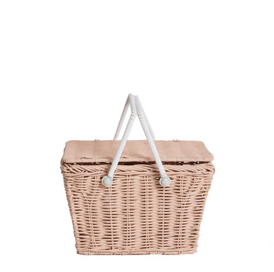 Kids Picnic Basket
