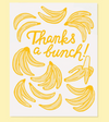 Banana Thanks - Card
