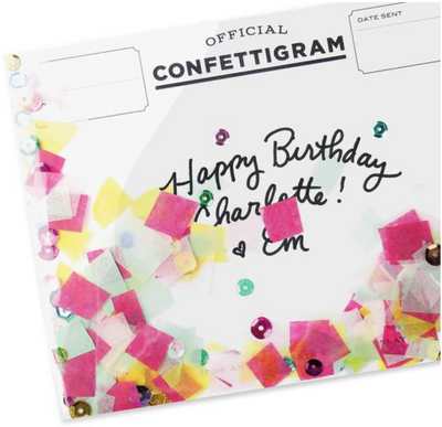 Confettigram Birthday Brights