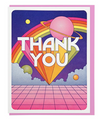 Universe Thank You Card