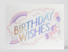 Birthday Land Letterpress Card