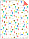 Balloon Gift Wrap