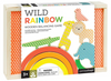WOODEN BALANCING GAME: WILD RAINBOW