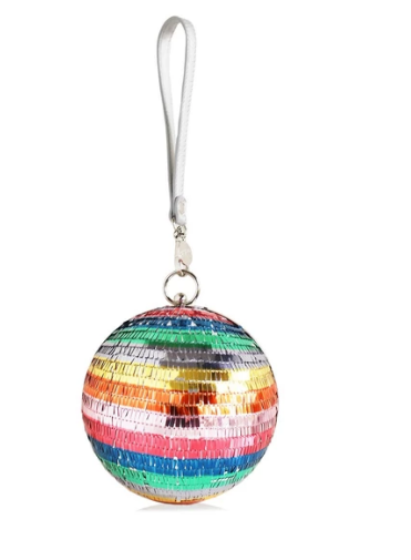 The Most Disco Ball Clutch