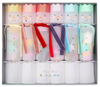 Rainbow Snowmen Medium Crackers