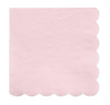 Pale Pink Simply Eco Small Napkin