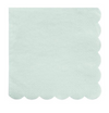 Pale Mint Simply Eco Small Napkin