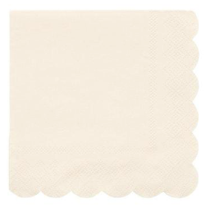 Cream Simply Eco Small Napkin