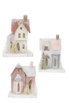 Mini Wintertide Glitter House