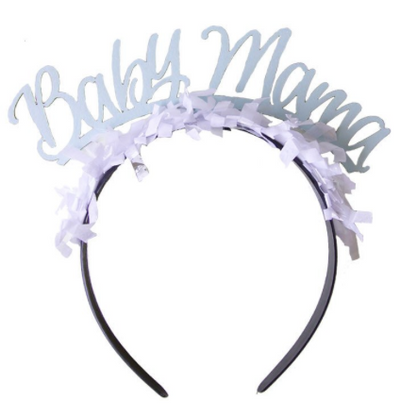 Party Up Top Headband - Baby Mama