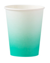 Teal Ombre Cup