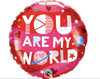 "18"" You Are My World"