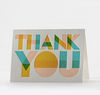 Melange Thank You Note Pack