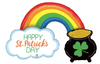 "47"" St. Patrick's Pot of Gold Mylar"