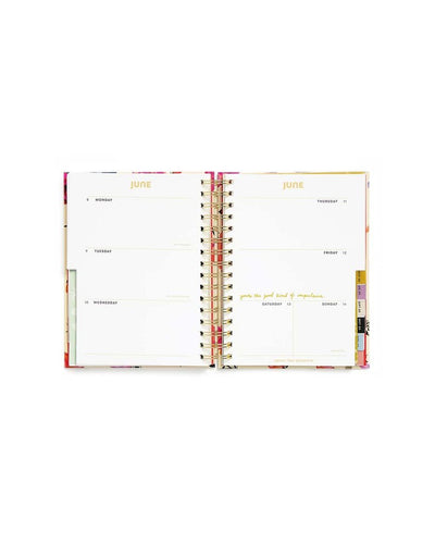 Have Fun Be Nice 17-Month Planner