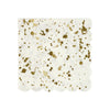 Gold Splatter Large Napkin