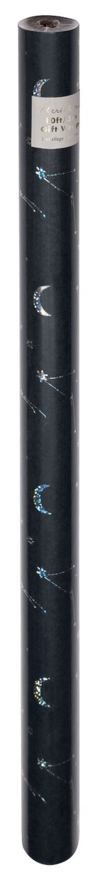 Holographic Constellation Roll Wrap