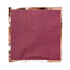 Plum Cocktail Napkin