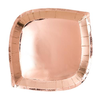 Rose Gold Posh Dessert Plate