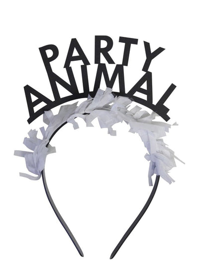 Party Up Top Headband - Party Animal
