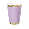 Lilac Party Cup