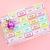 80's Colorful Cassette Tape Wrapping Paper
