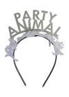 """Party Animal"" Party Up Top Headband"