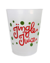 Jingle Juice Party Cups