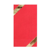 Red Posh Guest Napkin