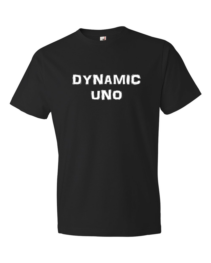 Dynamic Uno, T-Shirt (Youth) - STATEMENT APPAREL  - 1
