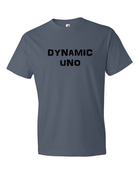 Dynamic Uno, T-Shirt (Adult) - STATEMENT APPAREL  - 4