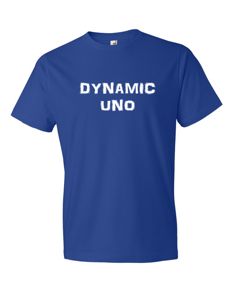 Dynamic Uno, T-Shirt (Adult) - STATEMENT APPAREL  - 2