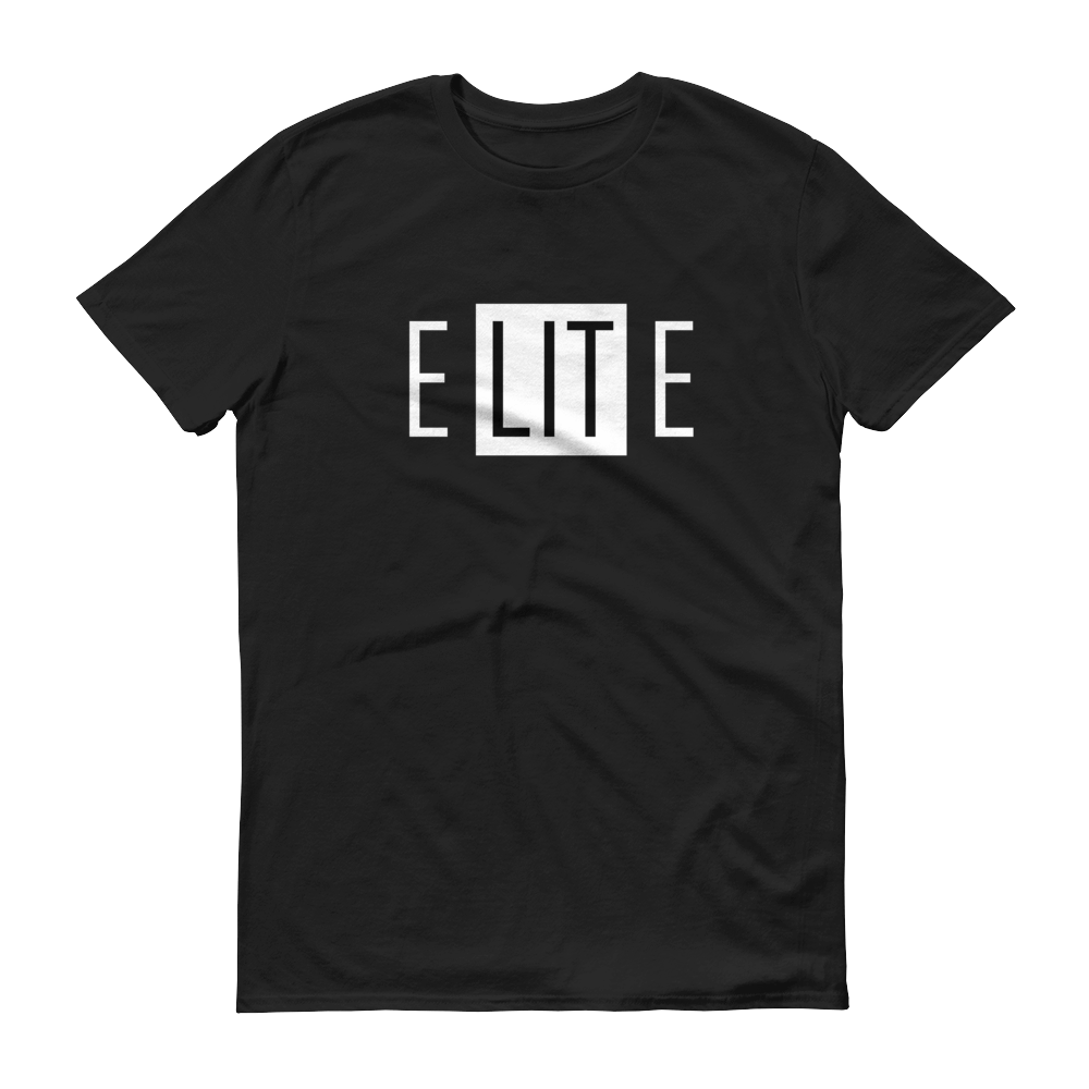 eLITe, Adult T-Shirt