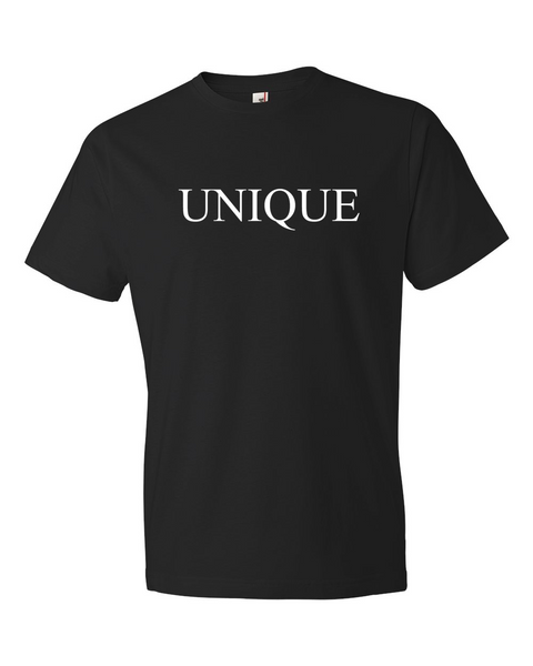 UNIQUE, T-Shirt (Adult) - STATEMENT APPAREL  - 2