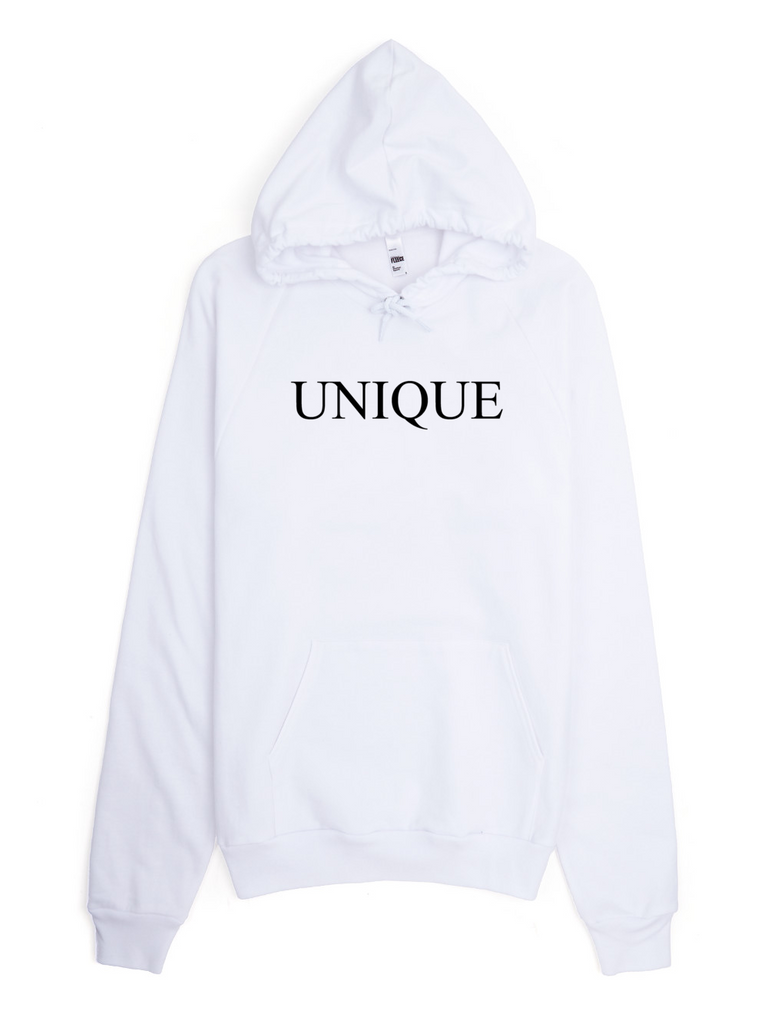 UNIQUE, Pullover Hoodie (Adult) - STATEMENT APPAREL  - 1