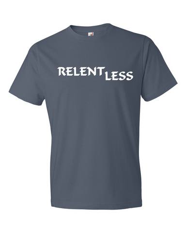 Relent Less, T-Shirt (Adult) - STATEMENT APPAREL  - 1