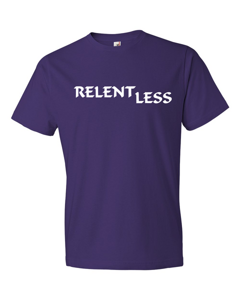 Relent Less, T-Shirt (Adult) - STATEMENT APPAREL  - 4